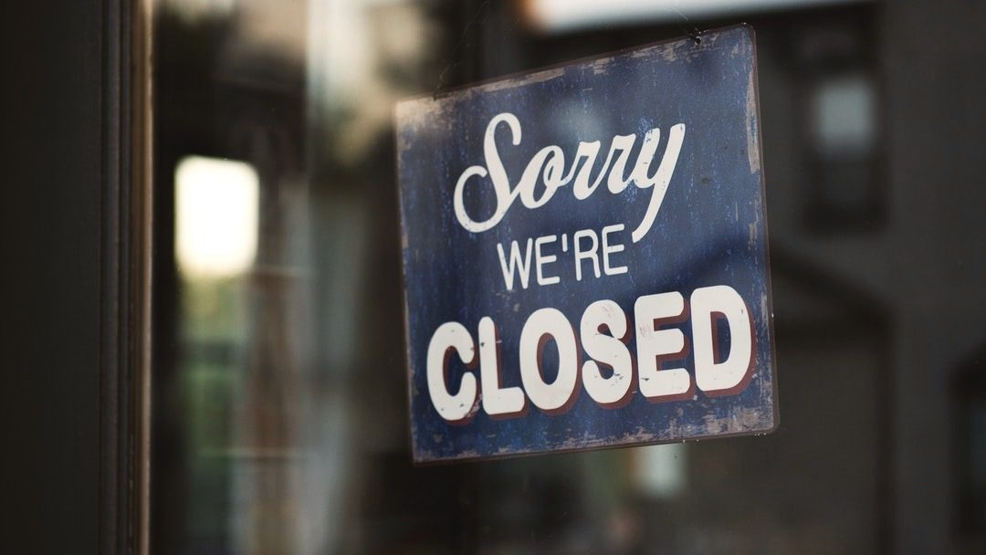 Church office closed Sunday and Monday