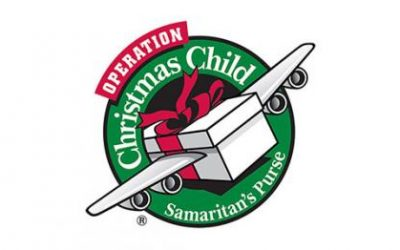 Operation Christmas Child Kick-Off and Speaker Event