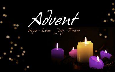 Ecumenical Advent Schedule