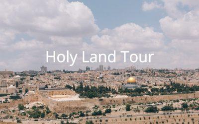 2019 Israel/Egypt Trip