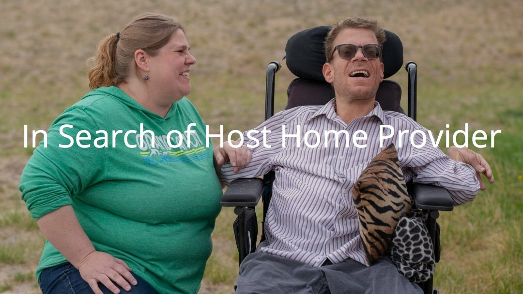 In Search of Host Home Providers