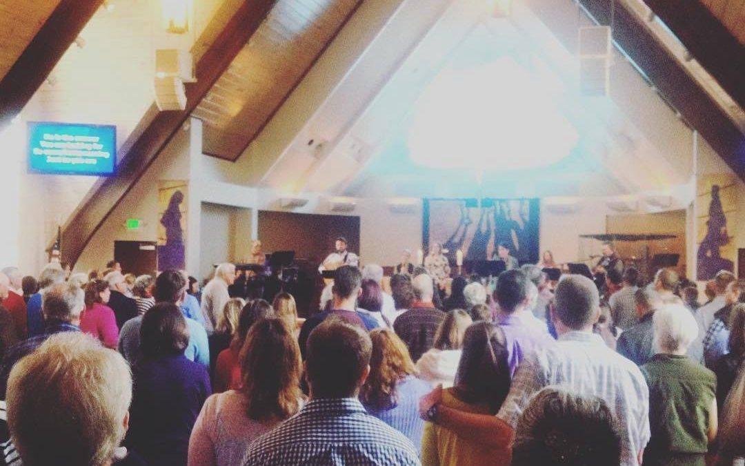 Worship Night & Album Fundraiser!