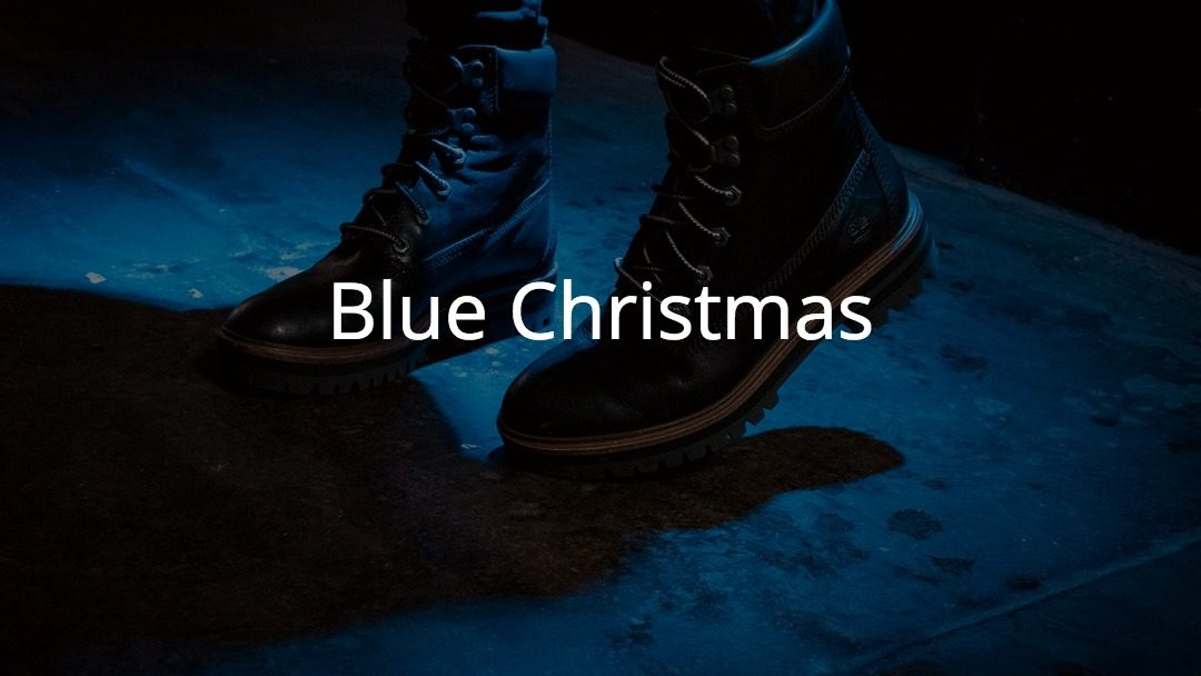 Blue Christmas Services