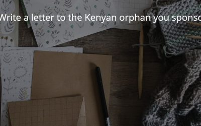 Letters and Cards for Kenyan Orphans
