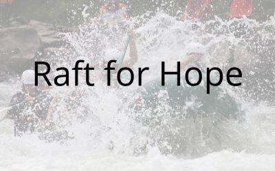 Raft for Hope Event Registrations