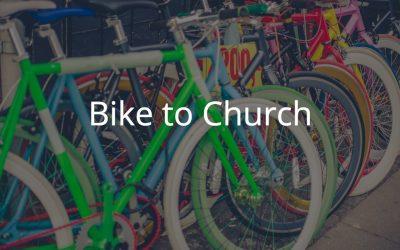 Bike to Church, aka Sunday Funday