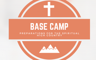 BASE CAMP Men's Retreat September 27-29