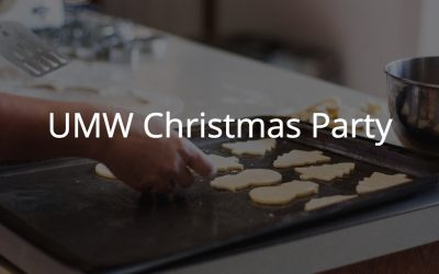 Join United Methodist Women for a Christmas Party
